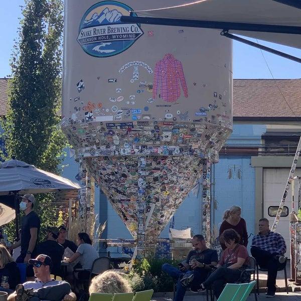 9/14/2021にMichael M.がSnake River Brewery & Restaurantで撮った写真