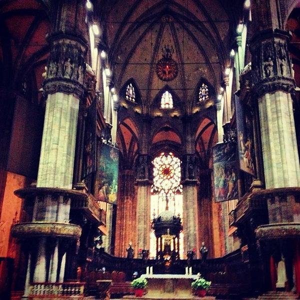 Photo prise au Dôme de Milan par Alejandro R. le6/20/2013