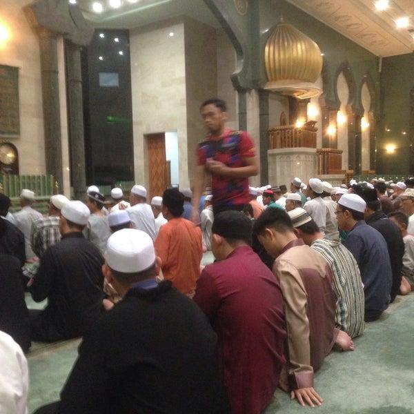 5/26/2017 tarihinde 尊賴特ziyaretçi tarafından Masjid Al-Ameerah Al-Hajjah Maryam, Kg Jerudong'de çekilen fotoğraf