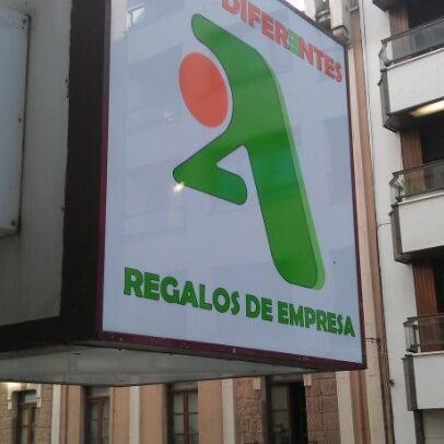 Снимок сделан в 2A Promociones Publicitarias пользователем Joaquín D. 10/9/2012