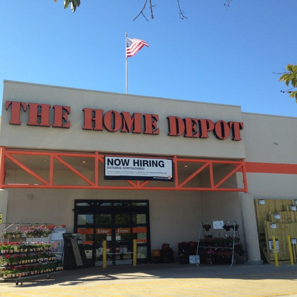 home depot orange blossom trail