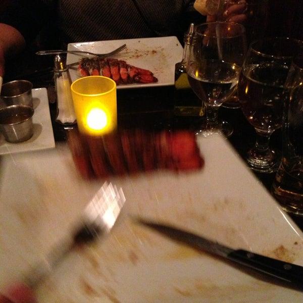 Снимок сделан в Ceci Italian Cuisine пользователем Albert S. 4/2/2013
