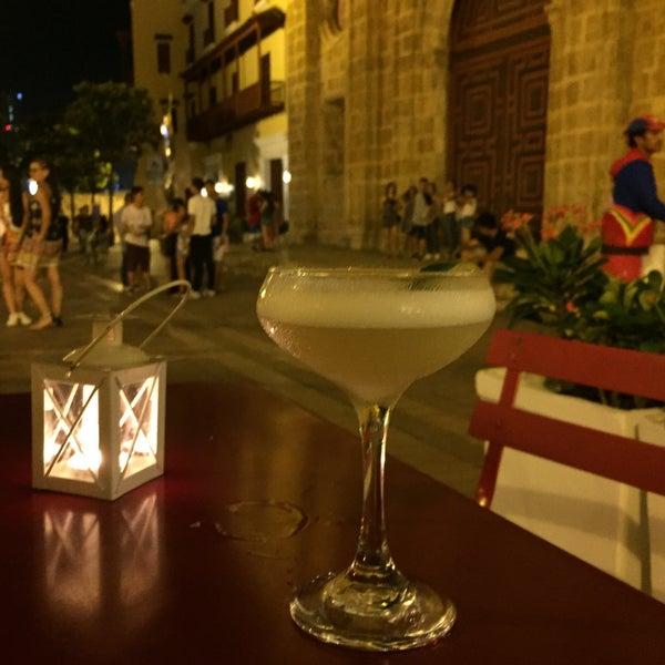 Photo taken at EL BARÓN - Café & Liquor Bar by Julian W. on 12/7/2017