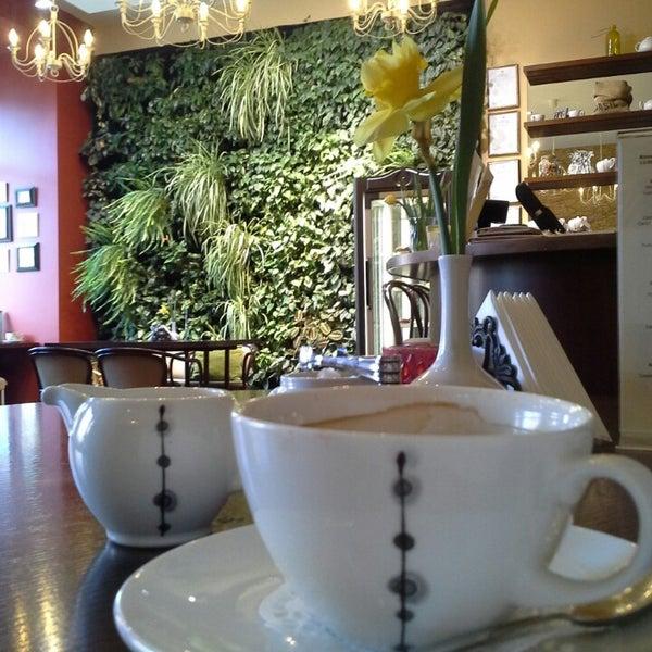 Photo taken at Tea & Coffee garden by Olesja D. on 4/24/2013
