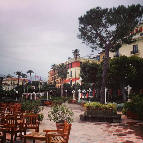 Fotos Bei Europa Palace Grand Hotel Sorrento Hotel