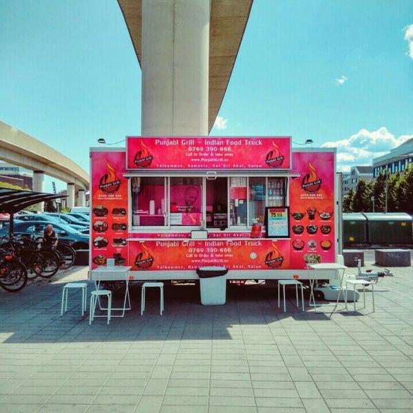food truck kista