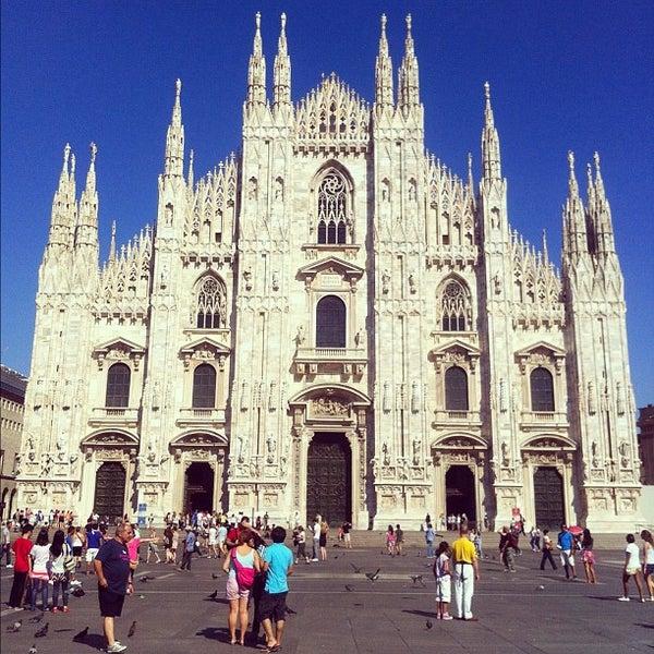 Photo prise au Dôme de Milan par Mike G. le4/19/2013