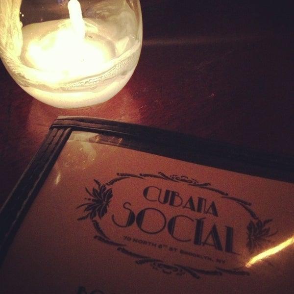 3/29/2013にZach K.がCubana Socialで撮った写真