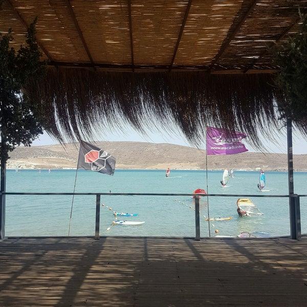 9/21/2020에 Orgül Derya님이 Alaçatı Surf Paradise Club에서 찍은 사진