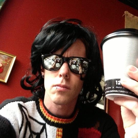 10/31/2012에 Eric Thomas C.님이 Silverbird Espresso에서 찍은 사진
