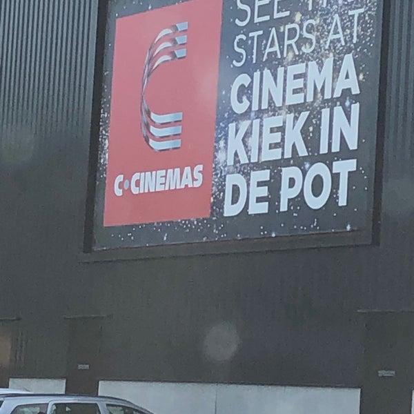 Kiek In De Pot.Cinema Kiek In De Pot 113 Visitors