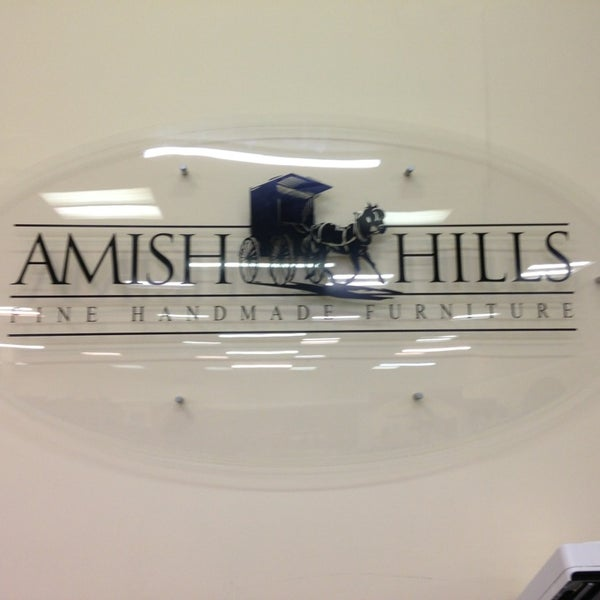 Photo Taken At Amish Hills Furniture By Becca O On 7 23 2017