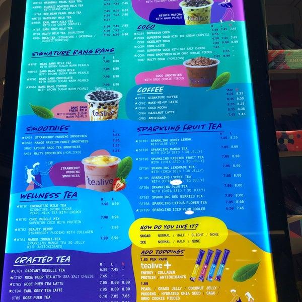 Foto Di Tealive 1 Utama Shopping Centre Old Wing