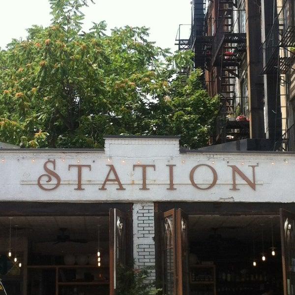 6/22/2013 tarihinde Jonathon J.ziyaretçi tarafından Station'de çekilen fotoğraf