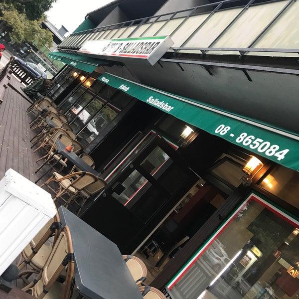pizzeria älvsjö station