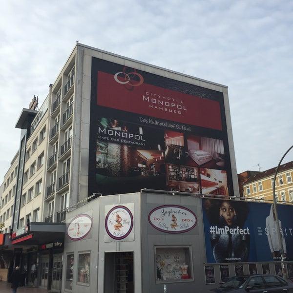 Fotos Bei Hotel Monopol Hotelbar In Reeperbahn