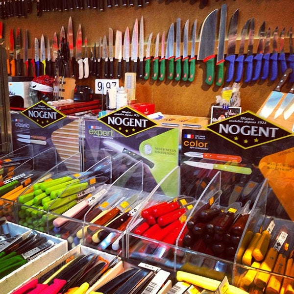 Das Foto wurde bei Bowery Kitchen Supplies von Andrew D. am 2/20/2013 aufgenommen
