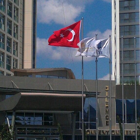 8/20/2013 tarihinde Suat K.ziyaretçi tarafından Silence Hotels Istanbul'de çekilen fotoğraf