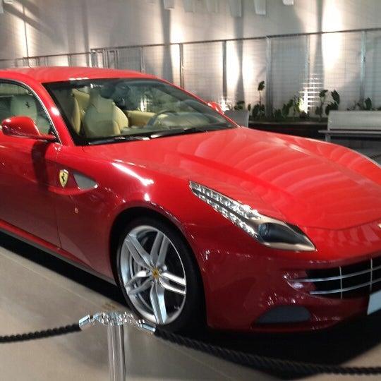 Photo prise au Ferrari World Abu Dhabi par Yaro$lav ✌. le6/4/2013