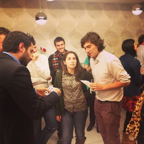 Foto diambil di My Suites Boutique Hotel & Wine Bar Montevideo oleh Giselle D. pada 6/27/2014