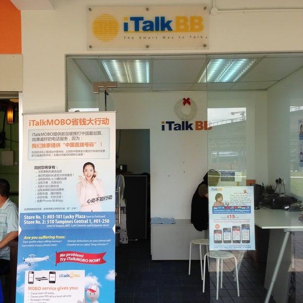Photos at iTalkBB Singapore - Tampines - 0 tips
