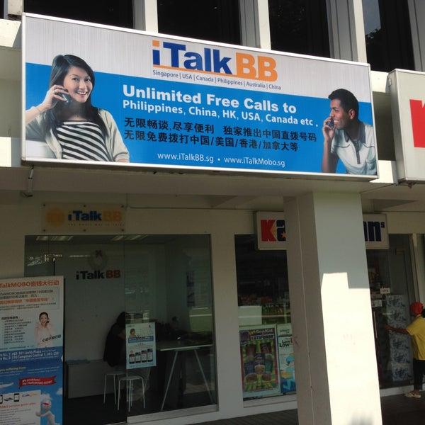 Italkbb Phone Number