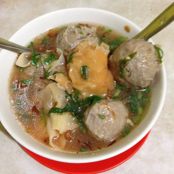 Bakso Bakwan Malang Cak Su Kumis Galaxy 2 Tips From 28 Visitors