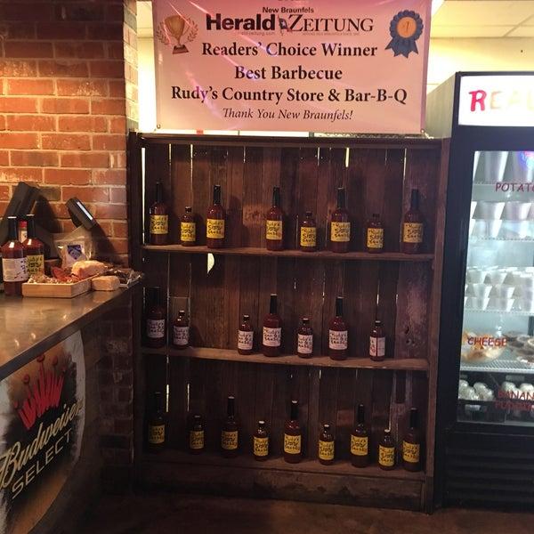 Photos at Rudy's Country Store & Bar-B-Q - 844 Loop 337
