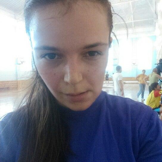 """Foto diambil di Бадминтонный клуб """"Спорт-Ресурс"""" oleh Victoria Z. pada 2/15/2015"""