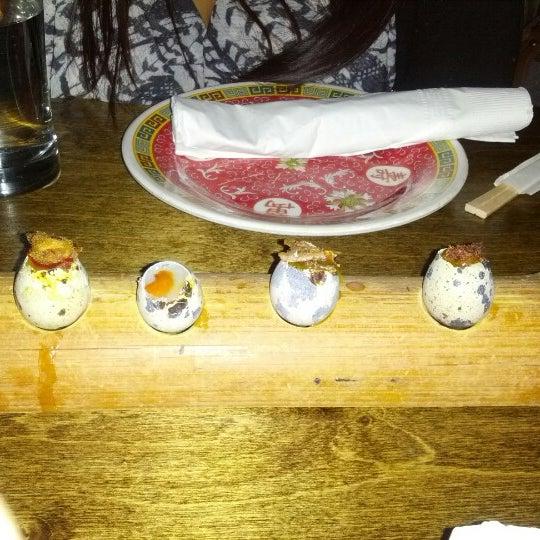 12/6/2012에 Nelson W.님이 Fatty Crab에서 찍은 사진