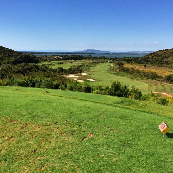 Foto scattata a Argentario Golf Resort & Spa da Michele e. il 8/14/2014