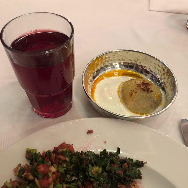 Foto diambil di Seraf Restaurant oleh Bulut'a B. pada 9/21/2019