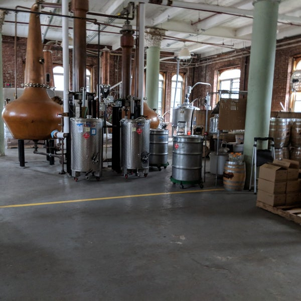 Foto scattata a Kings County Distillery da Will V. il 7/4/2018