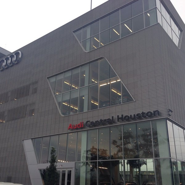Audi Central Houston >> Photos At Audi Central Houston Greenway Upper Kirby 2120
