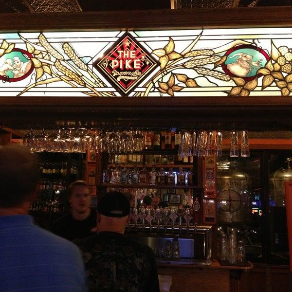 Das Foto wurde bei Pike Brewing Company von Jason K. am 6/11/2013 aufgenommen