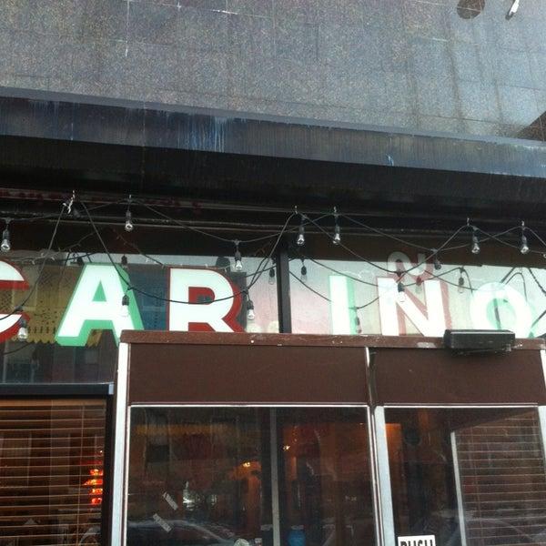 3/18/2014にStephanie C.がCariño Restaurant and Cantinaで撮った写真