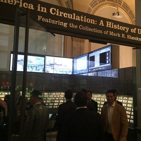 Foto tirada no(a) Museum of American Finance por Michael F. em 4/15/2015