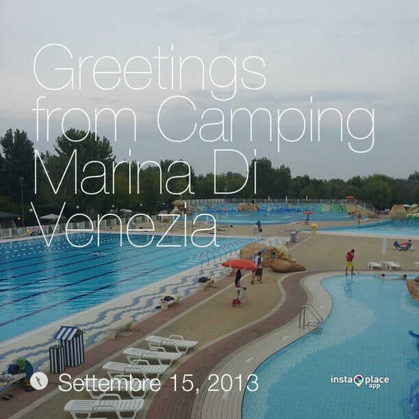Photos at Camping Village Marina di Venezia - 21 tips from