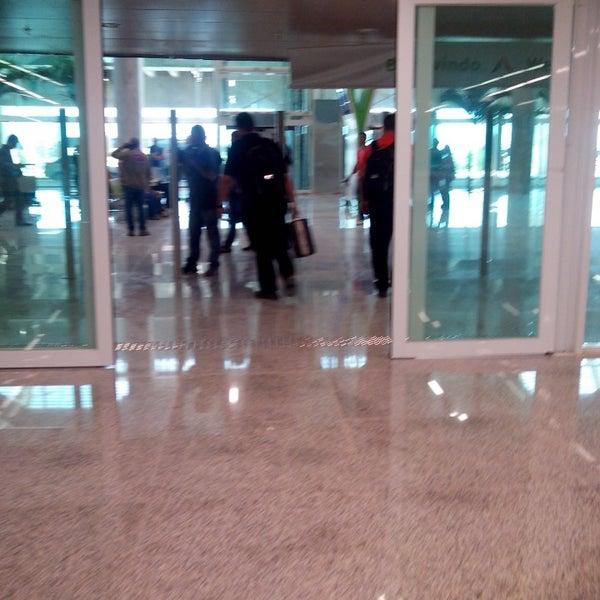 Снимок сделан в Aeroporto Internacional de Natal / São Gonçalo do Amarante (NAT) пользователем Cleiton D. 6/3/2014