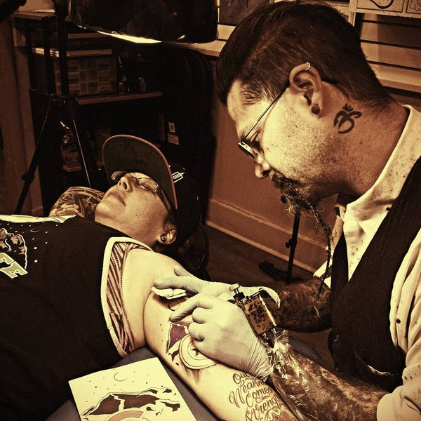 Photos at Refuge Tattoo - Tattoo Parlor in Downtown Fort Collins