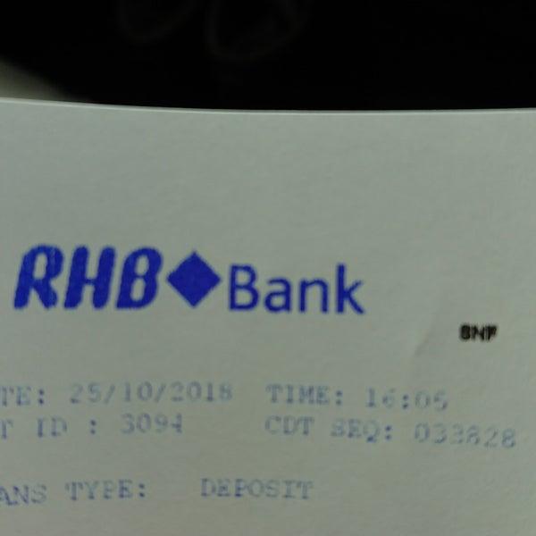 Photos at RHB Bank Kulim - Kulim, Kedah