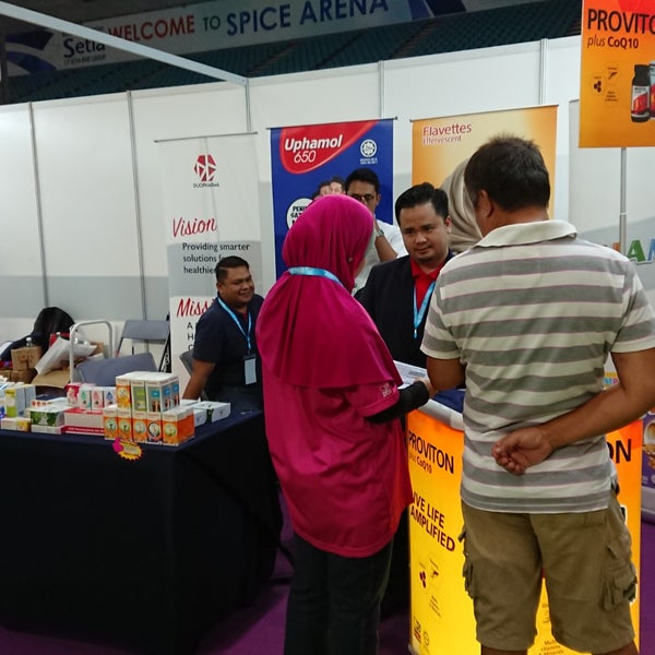 Photos at Subterranean Penang International Convention