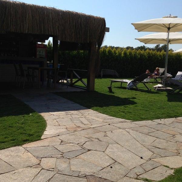 Снимок сделан в Assos Ida Costa Hotel пользователем YUKSEL R. 9/3/2013