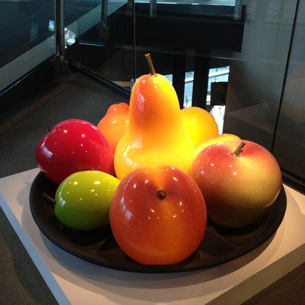 Photo prise au Corning Museum of Glass par Michael T. le7/29/2013