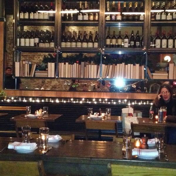 Das Foto wurde bei Bleecker Kitchen & Co. von Alla P. am 12/31/2013 aufgenommen