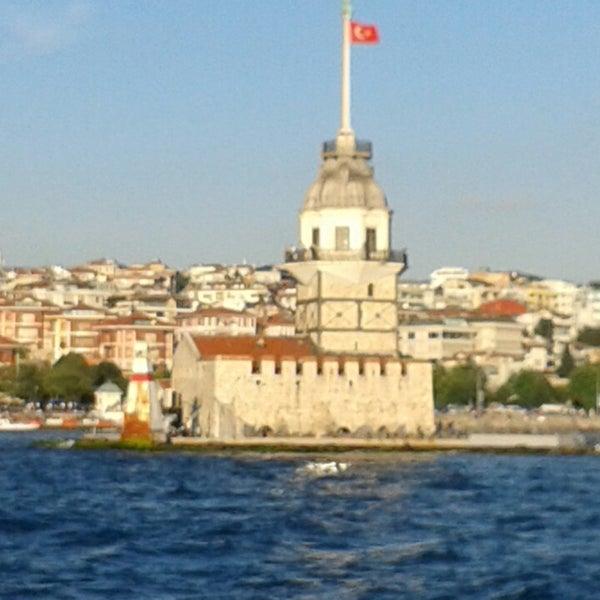 6/9/2013にTufan T.がKız Kulesiで撮った写真