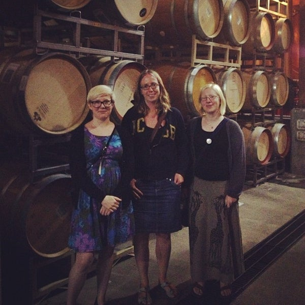 Foto scattata a Firestone Vineyard & Winery da Johanna S. il 11/2/2012
