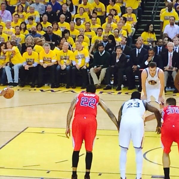รูปภาพถ่ายที่ Oakland Arena โดย Craig H. เมื่อ 5/2/2014
