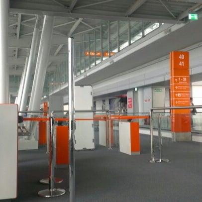 Снимок сделан в Gate 41 пользователем Alvar L. 9/22/2012