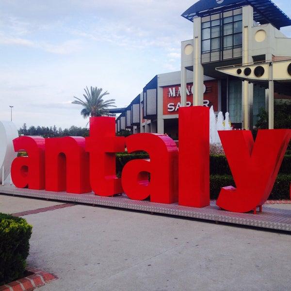 Снимок сделан в Antalya Migros AVM пользователем FATİH K. 5/21/2015